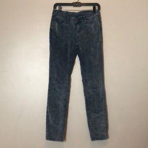 BDG Blue Corduroy Pants